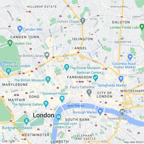 Bark Bookkeeper profiles in Clerkenwell